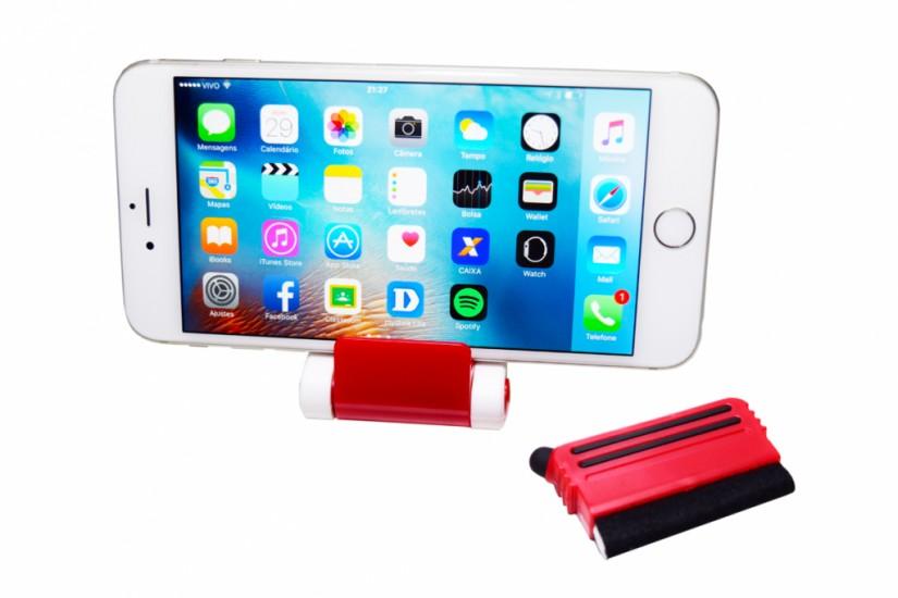Foto de Base para smartphone com ponteira Touch